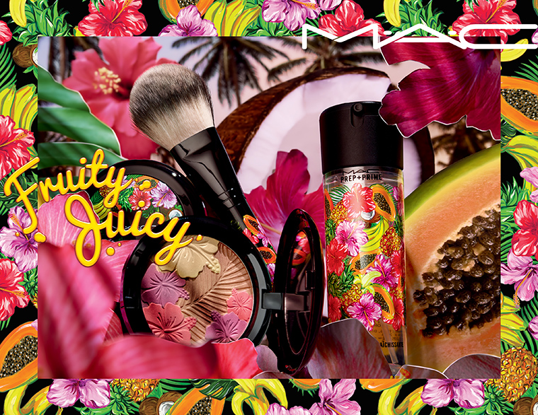 MAC Fruity Juicy Collection for Summer 2017