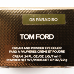 Tom Ford Beauty Paradiso Cream & Powder Eye Color