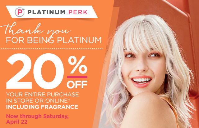ulta platinum coupon