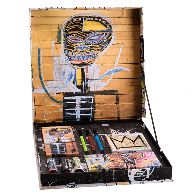 Urban Decay The Vault Jean-Michel Basquiet Collection