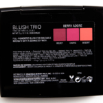 Anastasia Berry Adore Blush Trio