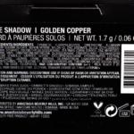 Anastasia Golden Copper Eyeshadow