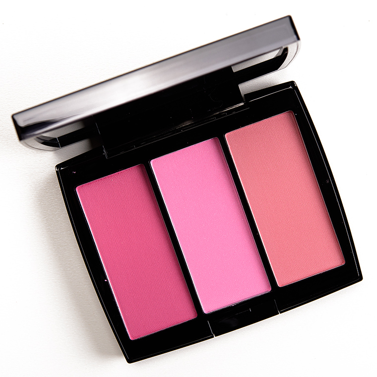 Anastasia Pink Passion Blush Trio Review Photos Swatches