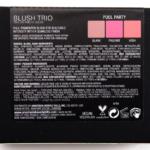 Anastasia Pool Party Blush Trio