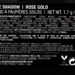 Anastasia Rose Gold Eyeshadow