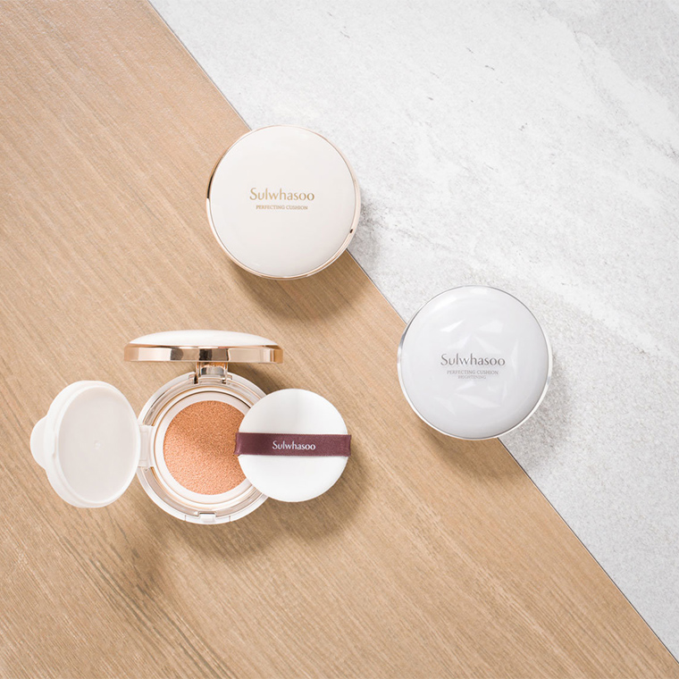 Sulwhasoo Perfecting Cushion Foundation