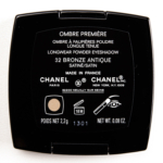 Chanel Bronze Antique (32) Ombre Premiere Longwear Powder Eyeshadow