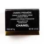 Chanel Lilas d'Or (808) Ombre Premiere Longwear Cream Eyeshadow