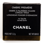Chanel Talpa (14) Ombre Premiere Longwear Powder Eyeshadow