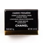 Chanel Terre Brulee (806) Ombre Premiere Longwear Cream Eyeshadow
