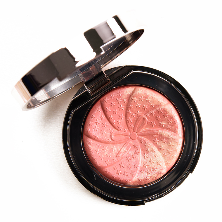 Swatch Ciate: Ciate Date Night Glow-To Illuminating Blush Review & Swatches