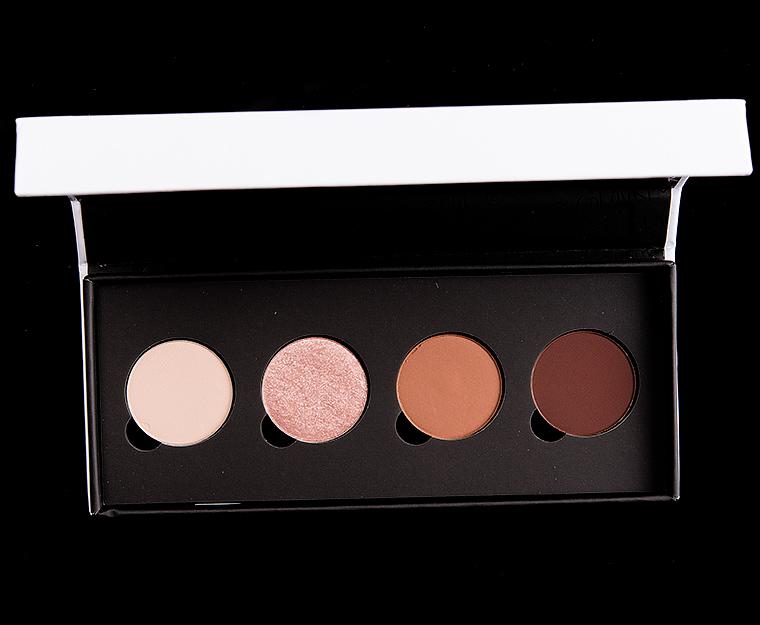 ColourPop Chic-y 4-Pan Pressed Powder Shadow Palette