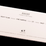 Colour Pop $aucey 4-Pan Pressed Powder Shadow Palette