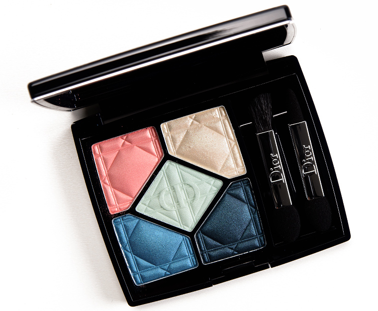 Dior Electrify High Fidelity Colours & Effects Eyeshadow Palette