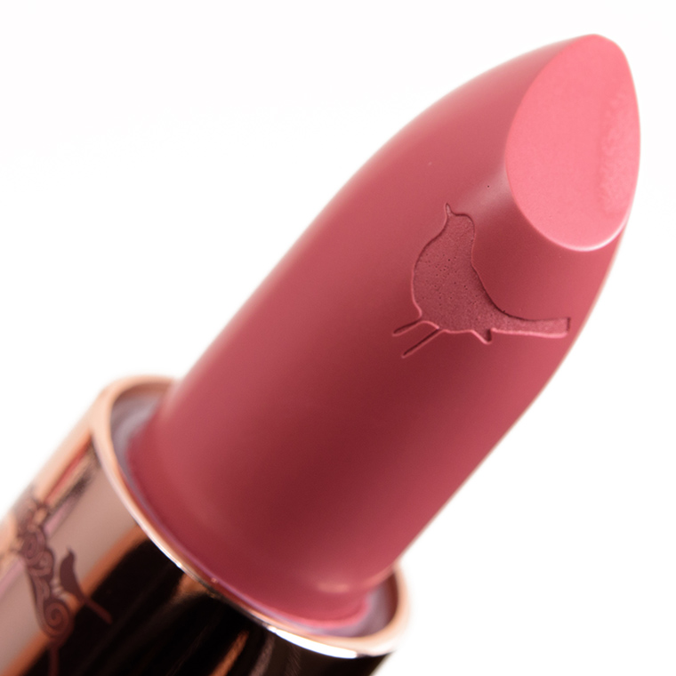 Pretty Vulgar Baby Doll Against BS Bury Them with a Smile Matte Lipstick