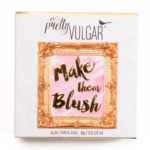 Pretty Vulgar Mirror Mirror Make Them Blush Powder Blush