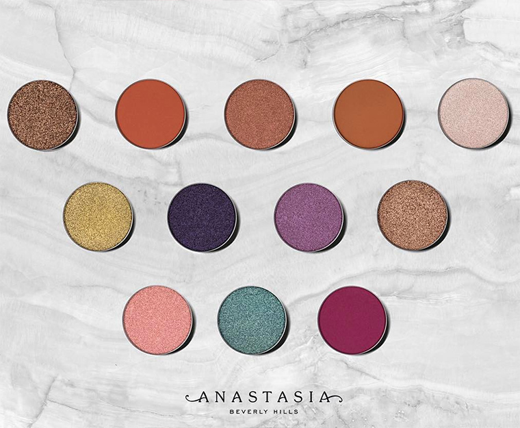 Anastasia Summer 2017 Collection