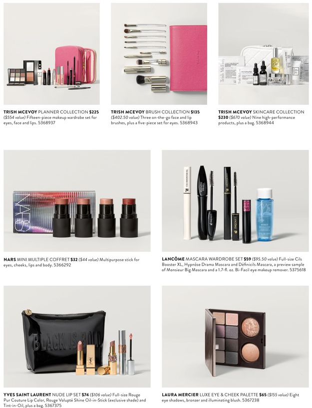 Nordstrom Anniversary Sale 2017   Beauty Exclusives & Sets