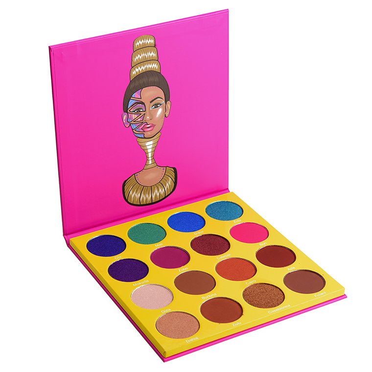 Juvia\'s Place The Masquerade Eyeshadow Palette
