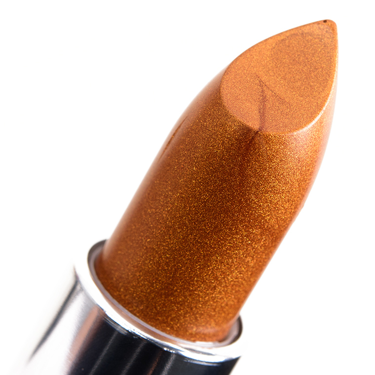 Maybelline Pure Gold Color Sensational Matte Metallics Lipstick