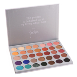 Morphe Jaclyn Hill 35 Color Eyeshadow Palette (Jaclyn Hill Edition)