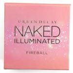 Urban Decay Fireball Naked Illuminated Shimmering Powder