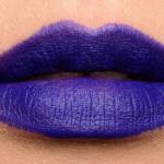 Anastasia Cobalt Matte Lipstick