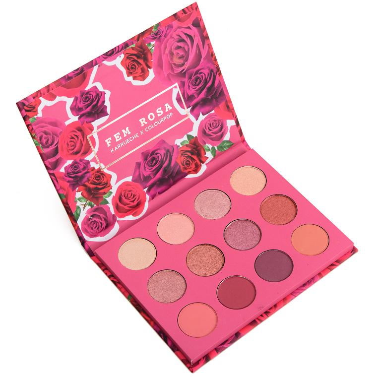 Colour Pop She 12-Pan Pressed Powder Shadow Palette