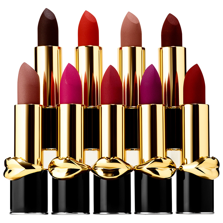Pat McGrath Matte Trance Lipsticks for Fall 2017