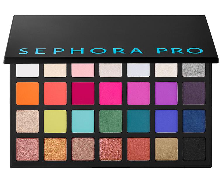 Sephora PRO Editorial Eyeshadow Palette
