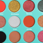 Juvia's Place The Saharan Eyeshadow Palette