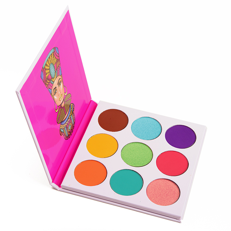 Juvia S Place Zulu Eyeshadow Palette Review Amp Swatches
