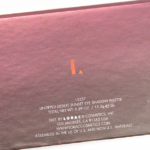 LORAC Unzipped Desert Sunset 10-Pan Eyeshadow Palette