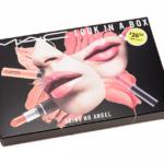 MAC Saint No Angel Look in a Box Lip Kit (2017)