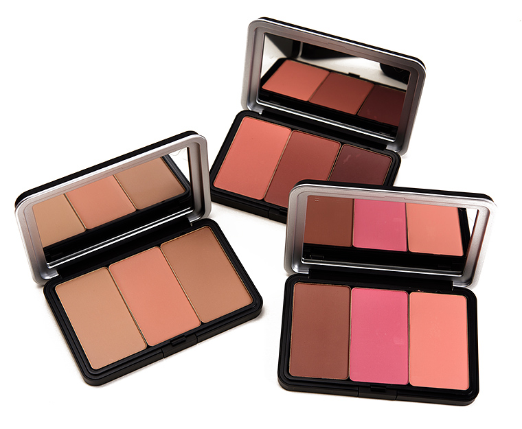 Make Up For Ever Artist Face Colors - Sculpting Powders