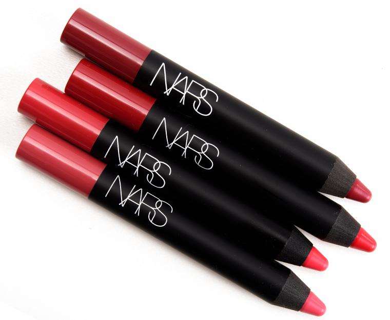 NARS Mustang Velvet Matte Lipstick Pencil Set (Nordstrom 2017)