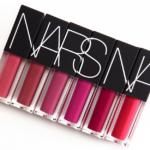 NARS NARSissist (2017) Velvet Lip Glide Set