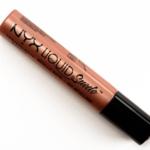 NYX Exposed Liquid Suede Metallic Matte