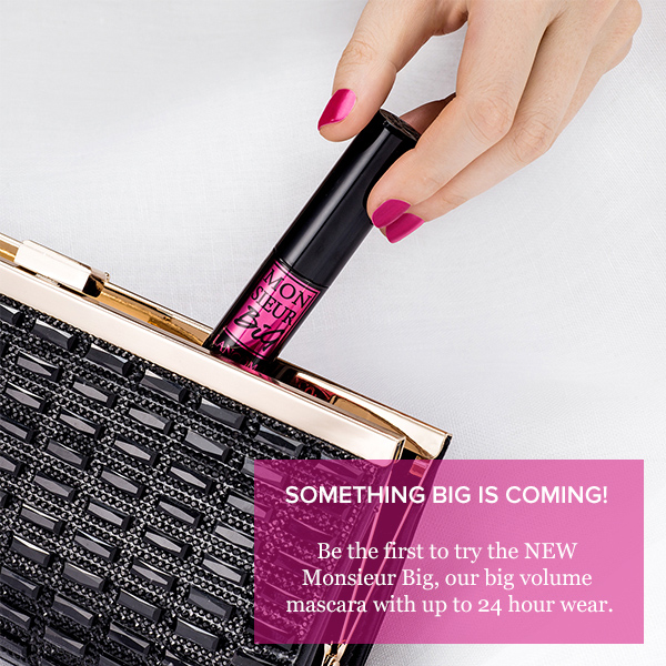Win It! Lancome Monsieur Big Mascara