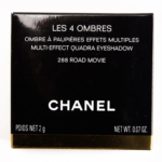Chanel Road Movie Les 4 Ombres Multi-Effect Quadra Eyeshadow