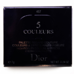 Dior Fascinate High Fidelity Colours & Effects Eyeshadow Palette