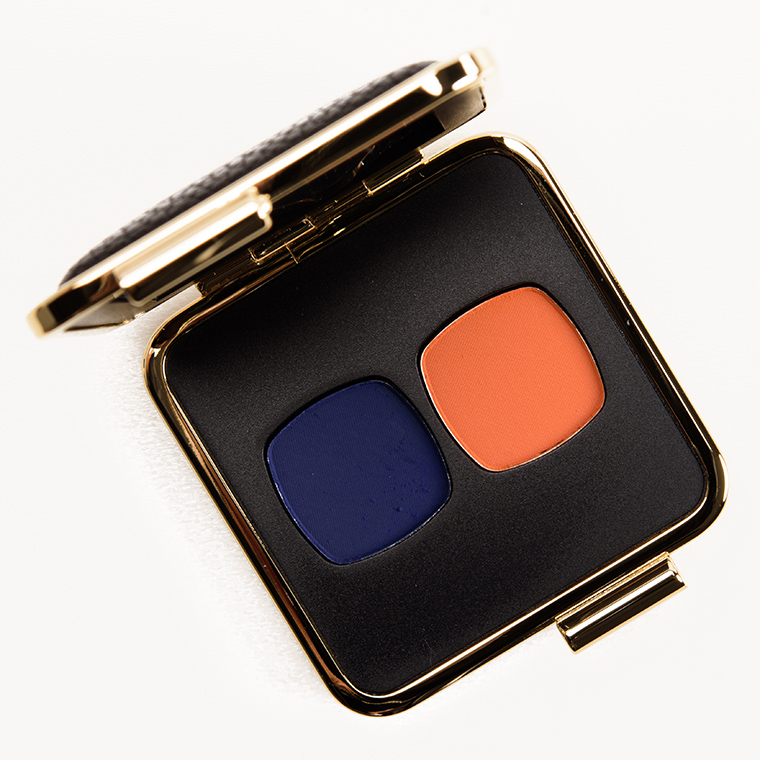 Estee Lauder Saphir Orange Vif Victoria Beckham Eye Duo