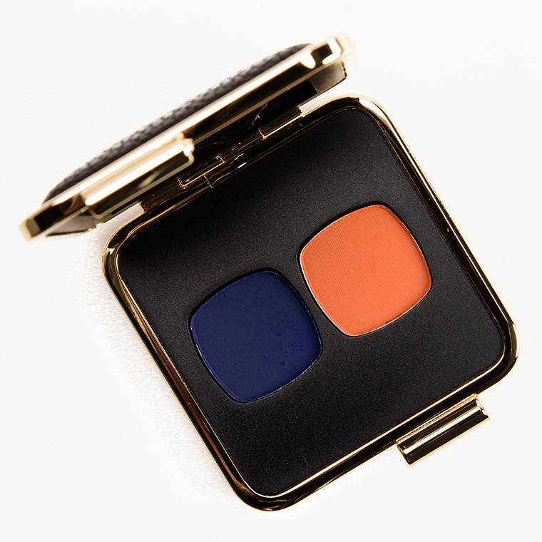 Estee Lauder x Victoria Beckham Saphir Orange Vif Eye Duo