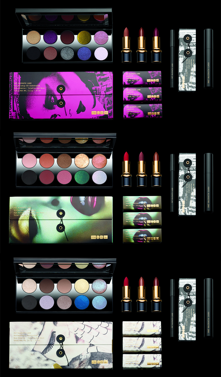 Pat McGrath Unlimited Core | The Permanent Collection for Fall 2017