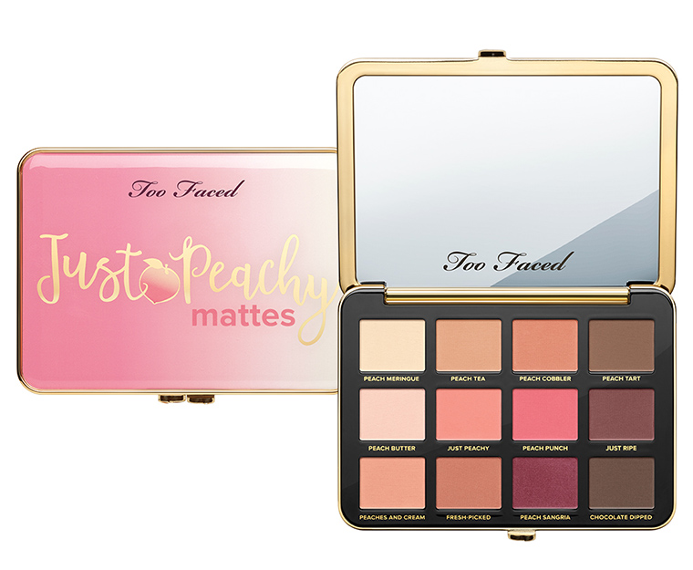 Too Faced Peaches & Cream Collection for Fall 2017