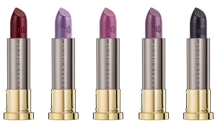 Urban Decay Vice Lipstick Extensions for Fall 2017