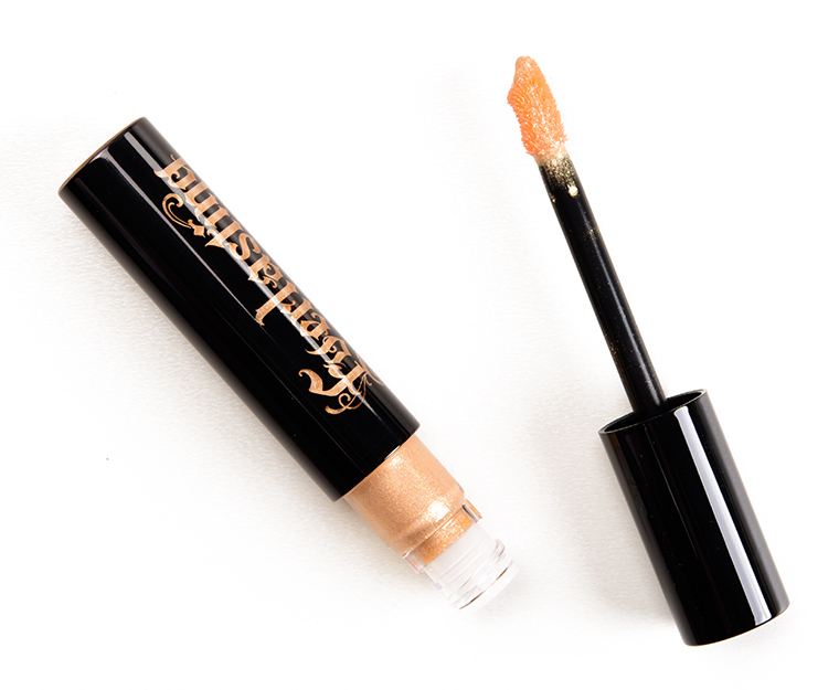 KVD Beauty Thunderstruck Everlasting Glimmer Veil Liquid Lipstick