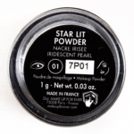 Make Up For Ever 1 Frozen Silver Star Lit Powder