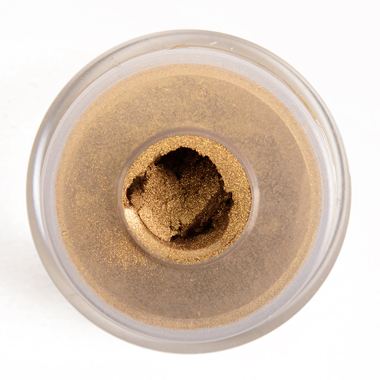 Make Up For Ever 17 Antic Gold Star Lit Powder