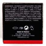 Make Up For Ever 26 Old Silver Star Lit Powder